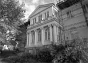 Artsdatabankens hus i Trondheim ligger vacker vid Nidelva.